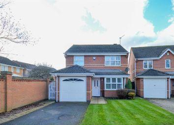 Thumbnail 3 bed detached house for sale in Otter Lane, Mountsorrel, Loughborough