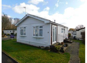 Thumbnail 2 bed mobile/park home for sale in Oak Avenue, Hailsham