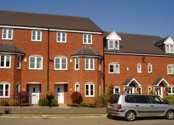 Thumbnail 4 bedroom town house to rent in Kent Road, Northampton