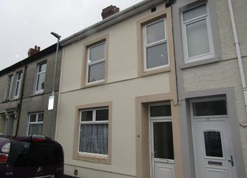 Thumbnail 3 bed terraced house for sale in Parcmaen Street, Carmarthen, Carmarthenshire.