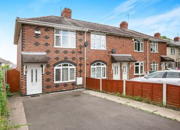 Thumbnail 2 bed end terrace house for sale in Whittaker Street, Wolverhampton