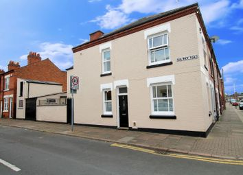 Thumbnail 3 bedroom end terrace house for sale in Bulwer Road, Clarendon Park, Leicester