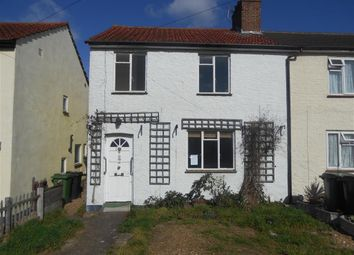 Thumbnail 3 bed end terrace house for sale in Woodbridge Avenue, Leatherhead, Surrey