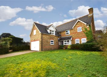 Thumbnail 5 bed property for sale in Hotham Close, Swanley Village, Kent