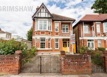 Thumbnail 4 bed detached house for sale in Lynton Road, West Acton, London