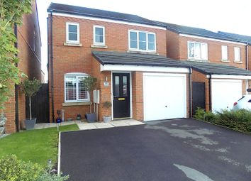 Thumbnail 3 bed detached house for sale in Peninsula Drive, Newton-Le-Willows