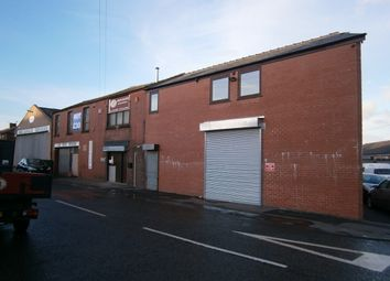 Thumbnail Industrial for sale in Hozier Street, Blackburn