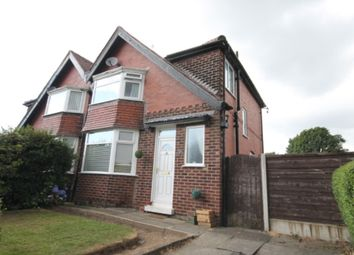 Thumbnail 3 bedroom semi-detached house to rent in Parkgate Drive, Swinton, Manchester