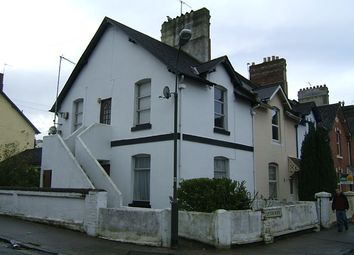 Thumbnail 1 bed duplex to rent in Upton Road, Torquay