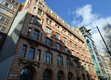 Thumbnail 2 bed flat to rent in Century Buildings, St Marys Parsonage, Manchester