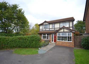 Thumbnail 4 bedroom detached house for sale in Marjoram Close, East Hunsbury, Northampton