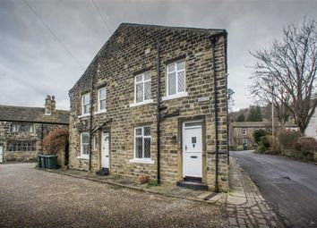 Thumbnail 1 bed end terrace house for sale in New Street, Micklethwaite, West Yorkshire
