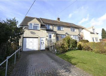 Thumbnail 5 bed semi-detached house for sale in Well Hill, Finstock, Chipping Norton, Oxfordshire