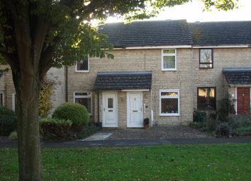 Thumbnail 2 bed terraced house to rent in Pensclose, Witney