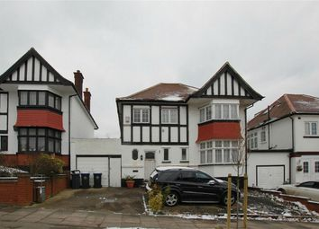 Thumbnail 4 bed detached house for sale in Barn Rise, Wembley