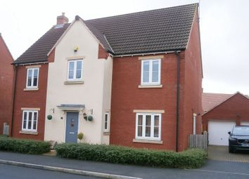 Thumbnail 4 bed detached house for sale in Walton Cardiff, Tewkesbury