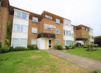 Thumbnail 2 bed flat for sale in Strone Court, Wallace Avenue, Worthing, West Sussex