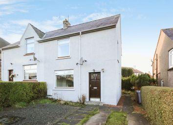 Thumbnail 2 bed semi-detached house for sale in 5 Auldhill Road, Bridgend, Linlithgow
