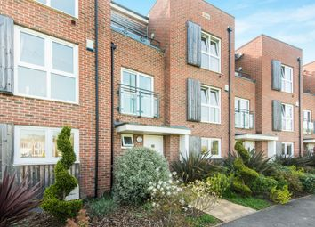 Thumbnail 4 bed town house for sale in Brunswick Place, Totton, Southampton