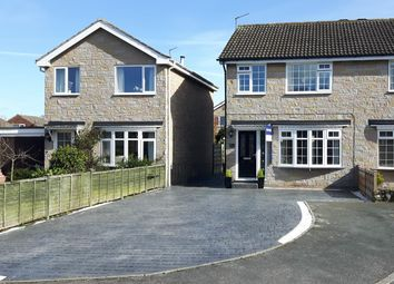 Thumbnail 3 bedroom semi-detached house for sale in Corban Way, Wigginton, York