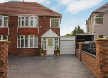 Thumbnail 3 bed semi-detached house for sale in Himley Crescent, Wolverhampton