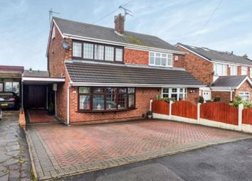 Thumbnail 3 bed semi-detached house to rent in Waterfield Close, Tipton
