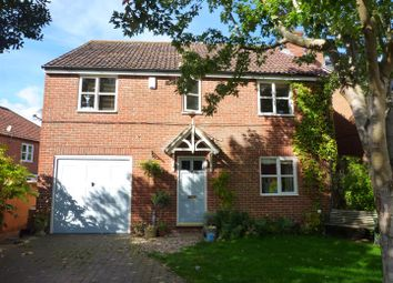 Thumbnail 4 bed detached house for sale in The Mews, Newport, Warminster