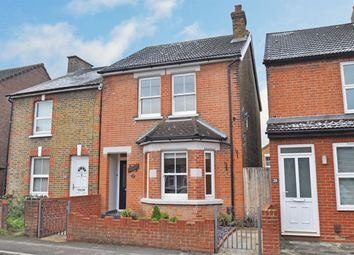 Thumbnail 3 bedroom detached house to rent in Hummer Road, Egham