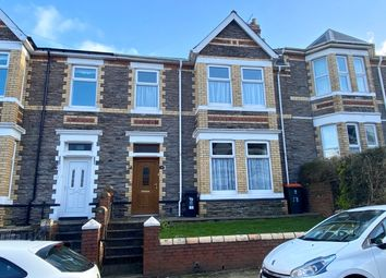 Thumbnail 3 bedroom terraced house for sale in Morden Road, Newport