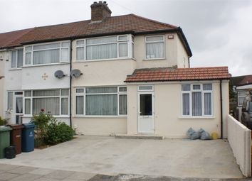 4 bed end terrace house to rent in Collier Drive, Edgware, Middlesex HA8