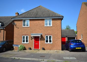 Thumbnail 3 bed detached house to rent in Greenlees Close, Sittingbourne