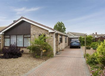 Thumbnail 2 bed detached bungalow for sale in Sandcliffe Road, Grantham, Lincolnshire