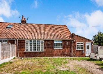 Thumbnail 2 bed detached bungalow for sale in Moor End, Holme-On-Spalding-Moor, York