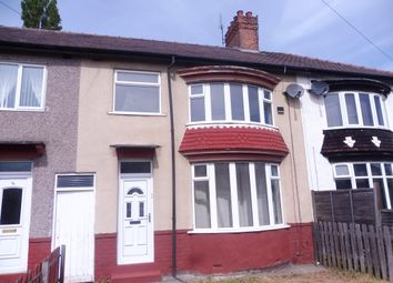 Thumbnail 3 bed terraced house to rent in Appleton Road, Stockton-On-Tees