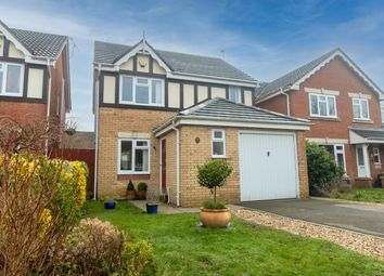 Thumbnail 3 bed detached house for sale in Radleigh Gardens, Totton, Southampton