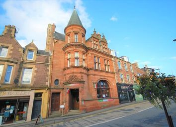 Thumbnail 2 bed flat to rent in Scrimgeour's Corner, West High Street, Crieff