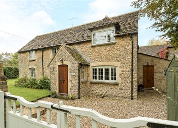 Thumbnail 4 bed detached house for sale in Gosditch, Ashton Keynes, Wiltshire