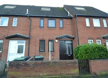 Thumbnail 3 bed terraced house for sale in Moor Road, Rushden, Northamptonshire