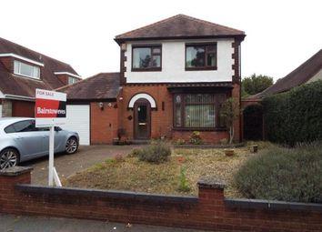 3 bed detached house for sale in Elmdon Lane, Marston Green, Birmingham, . B37