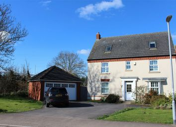 Thumbnail 6 bed detached house to rent in Hyde Lane, Creech St Michael, Taunton