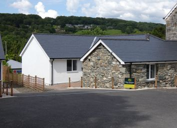 Thumbnail 3 bedroom bungalow for sale in Fron Serth, Dolgellau