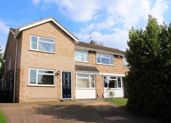 Thumbnail 3 bed semi-detached house for sale in Springfield Road, Ash Vale