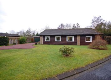 Thumbnail 5 bed detached bungalow for sale in The Chase, Gosforth Park, West Moor, Newcastle Upon Tyne