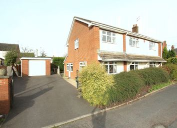Thumbnail 4 bed detached house for sale in Cowlishaw Close, Brown Lees, Biddulph