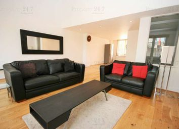 Thumbnail 3 bed terraced house to rent in Three Colt Street, London