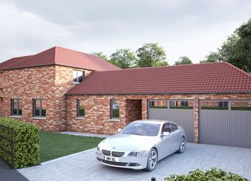 Thumbnail 5 bed detached house for sale in Plot 3, Plum Tree Rise, North Leverton, Retford
