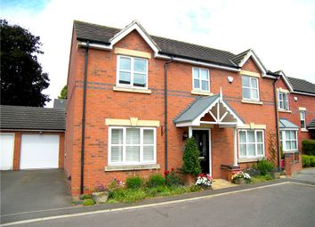 Thumbnail 4 bedroom detached house for sale in Watchorn Lawns, Alfreton