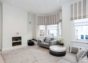 Thumbnail 2 bed flat for sale in Burrard Road, West Hampstead, London