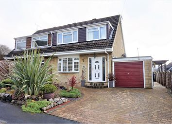 Thumbnail 3 bed semi-detached house for sale in Heber Close, Keighley