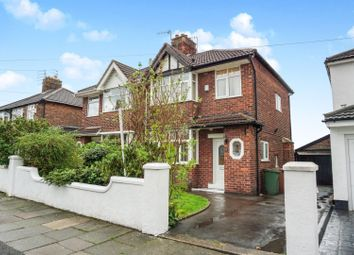 Thumbnail 3 bedroom semi-detached house for sale in Northwood Road, Prenton